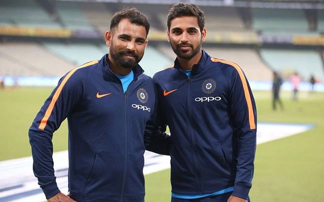 Bhuvi or Shami, who should play against West Indies? Sachin Tendulkar has the answer