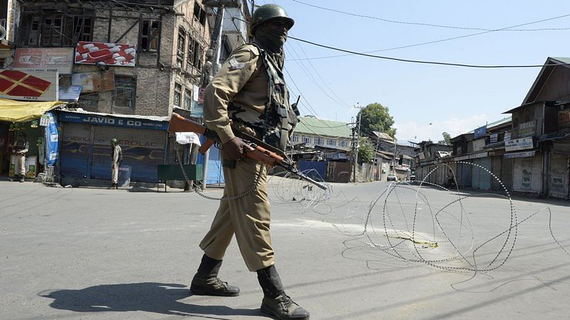 High alert in Jammu and Kashmir after Pakistan inputs on probable terror attack