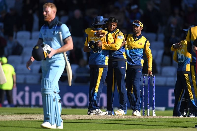 World cup 2019: Sri Lanka stun England, secure 20-run victory