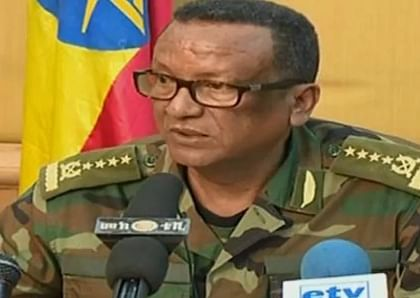 Ethiopian army chief, killed in coup attempt
