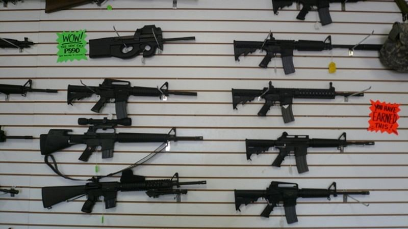 Over 400 guns, parts handed back in New Zealand buyback scheme