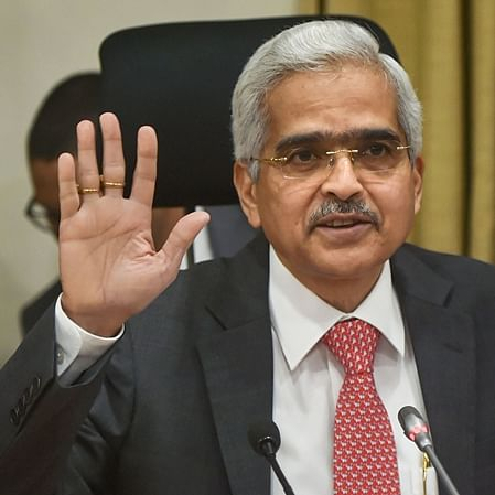 There is a slowdown...5% Q1 growth surprise; economy will look up with measures taken: RBI Guv Shaktikanta Das