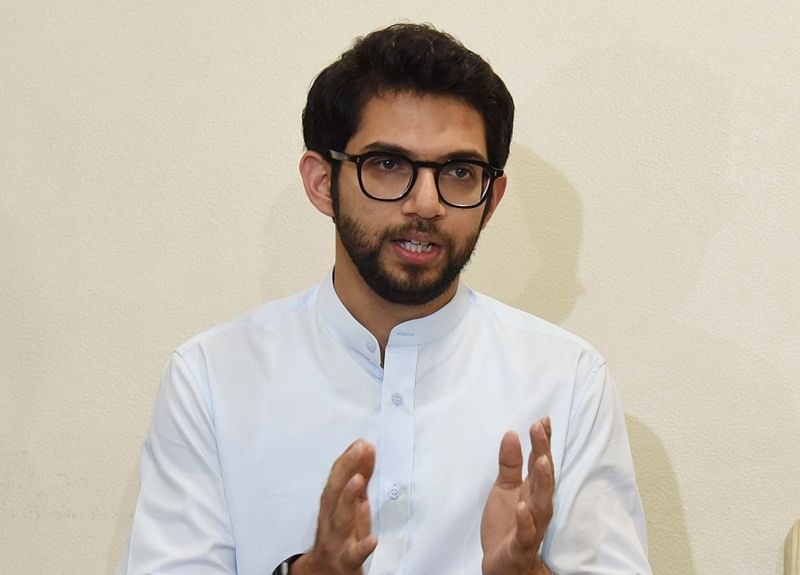 Aaditya Thackeray demands law for redevelopment of dilapidated buildings
