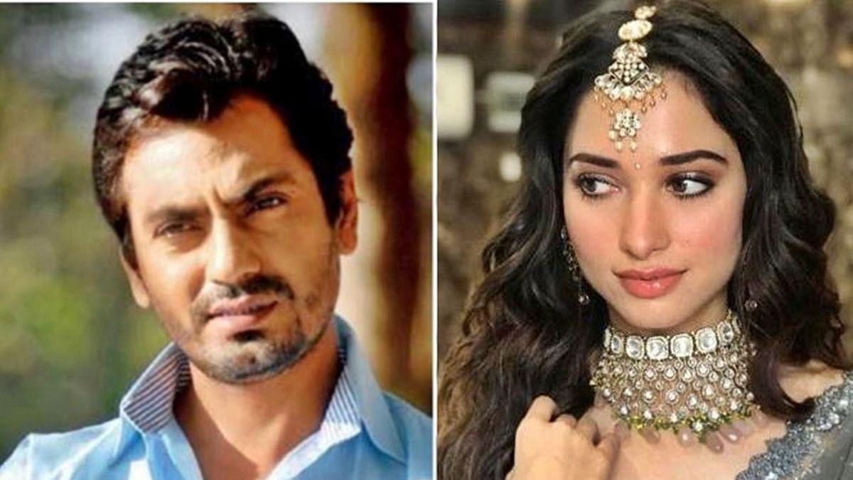 Tamannaah Bhatia to romance Nawazuddin Siddiqui in 'Bole Chudiyan'
