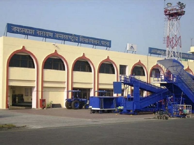 Class 2 student threatens to blow-up Patna airport