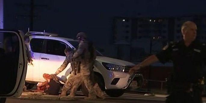 Shooting in Australia's Darwin, 4 dead