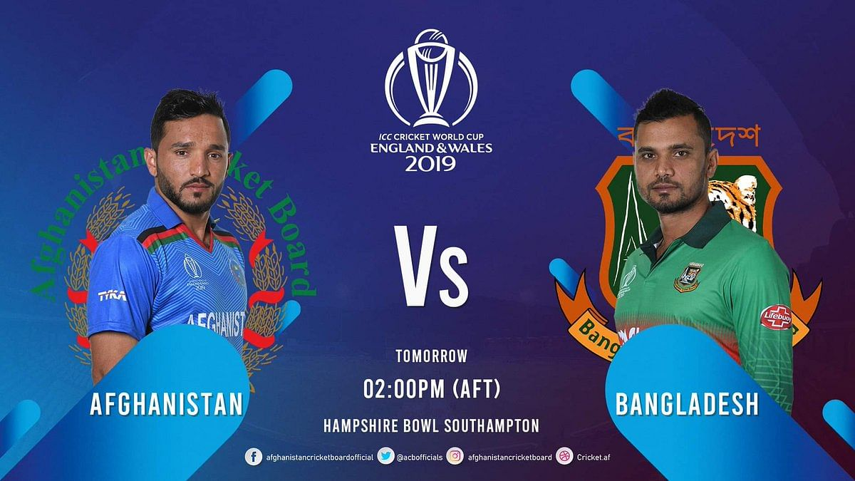 Bangladesh vs Afghanistan World Cup 2019 Match 31 live telecast, online streaming, live score, when and where to watch in India