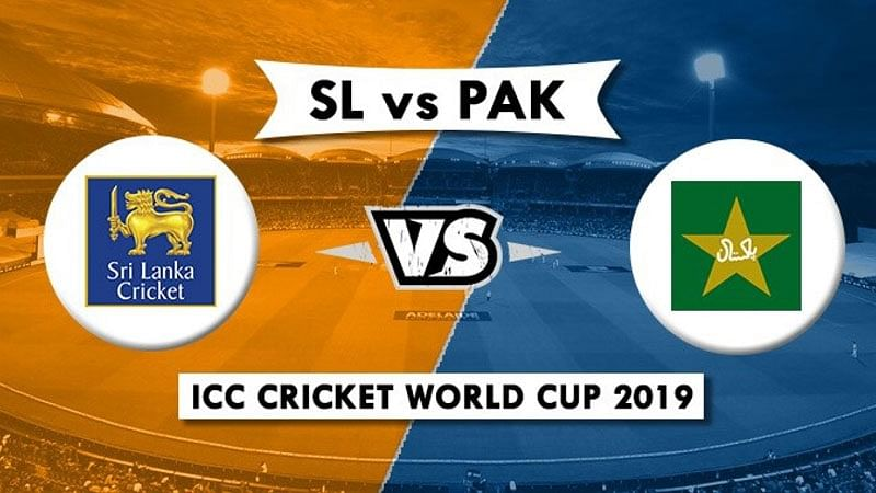 CWC'19: Pak-SL clash called off due to rain