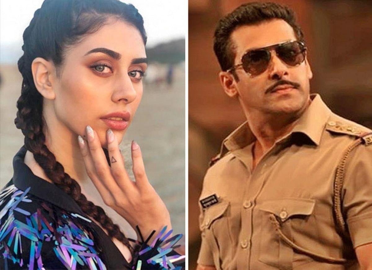 'LoveYatri' actress Warina Hussain to have a special item number in Salman Khan's 'Dabangg 3'