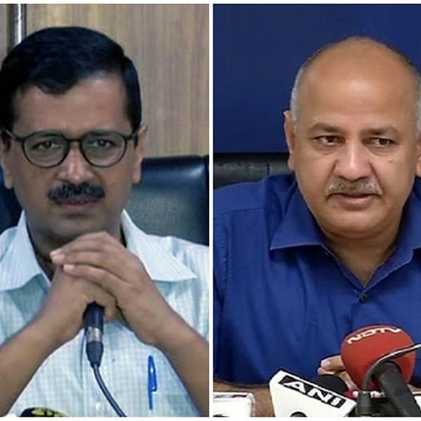 Arvind Kejriwal, Manish Sisodia pay tributes to Mahatma Gandhi and Lal Bahadur Shastri