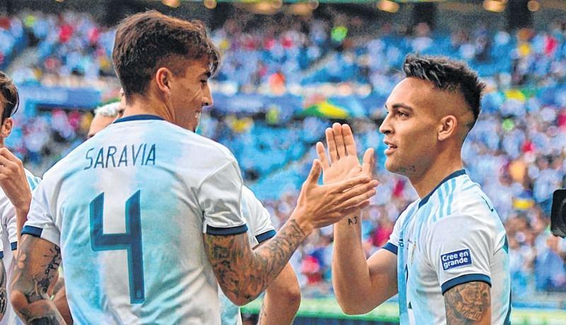 Copa America: Argentina, Uruguay, Peru make cut