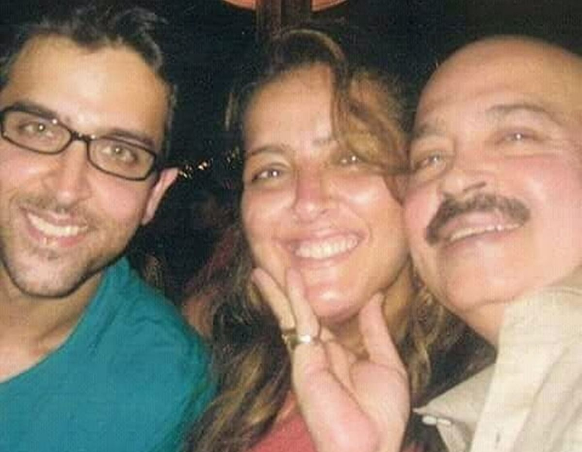 Sunaina Roshan reveals dad Rakesh slapped her and called her BF a terrorist for being a Muslim