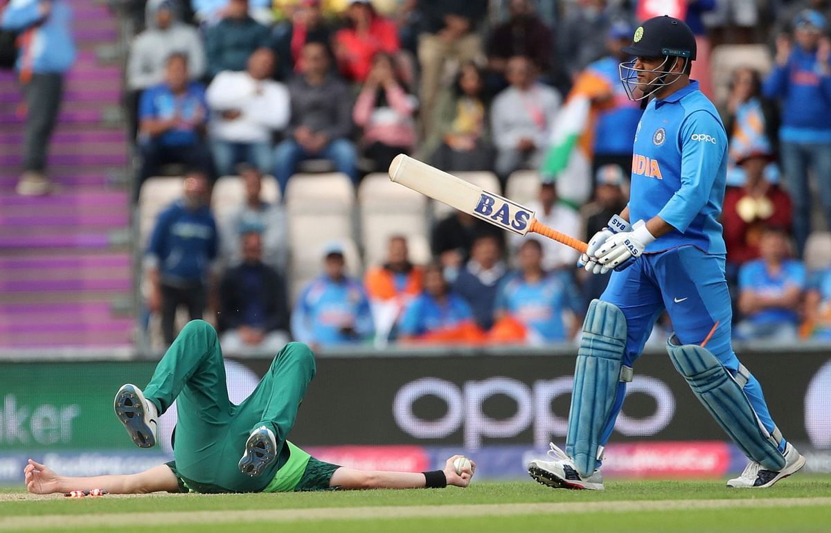 Dhoni scripts new World record in South Africa match