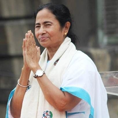 A BJP leader does not even have the courtesy to return a salutation: Mamata on Guv
