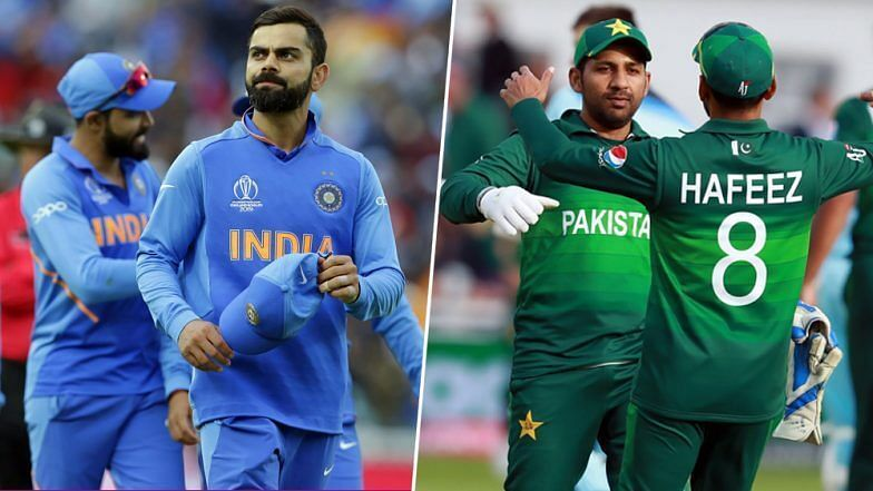 India vs Pakistan World Cup 2019 match 22 live telecast, online streaming, live score, when and where to watch in India