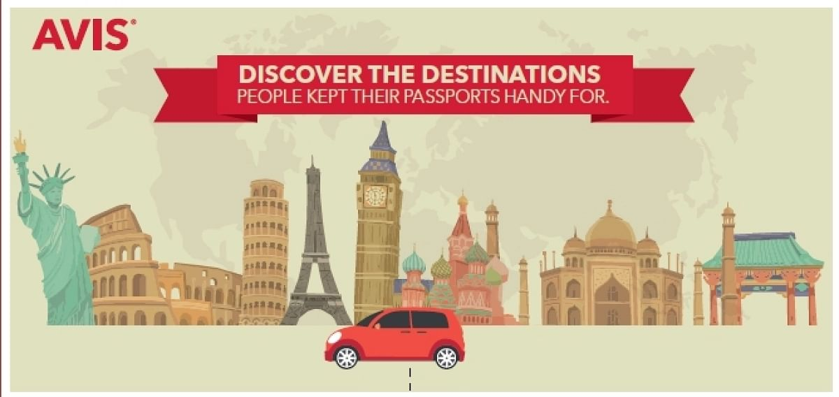 USA the most booked self-drive destination from India