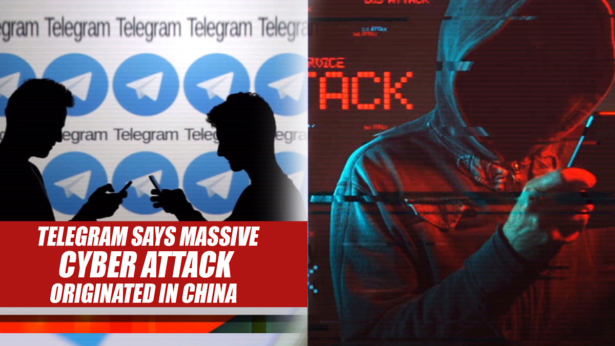 Telegram Says Massive Cyber Attack Originated In China