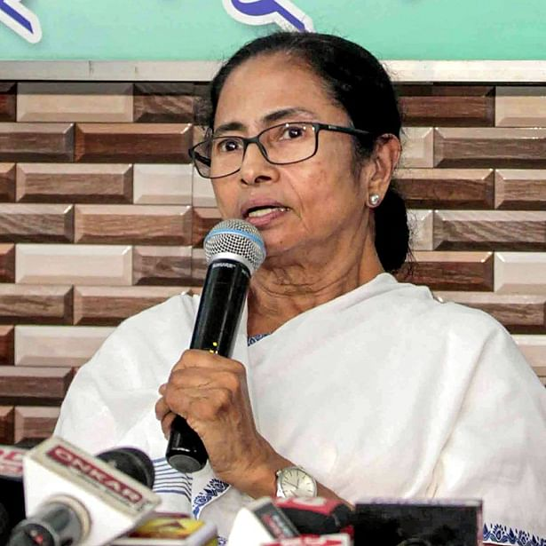 "Mamata Banerjee rubbishes MHA advisory about ""poor"" law and order in state, opposition parties second it"