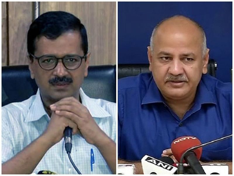 Defamation suit against Arvind Kejriwal and Manish Sisodia.
