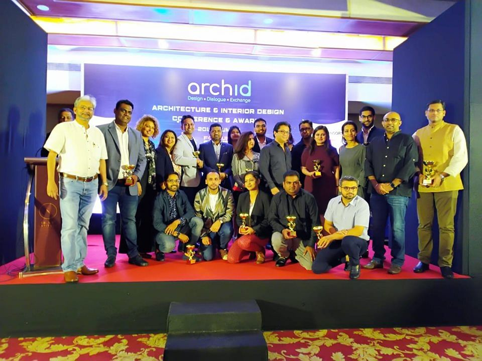 A Gala Ceremony of Archid Conference and Awards