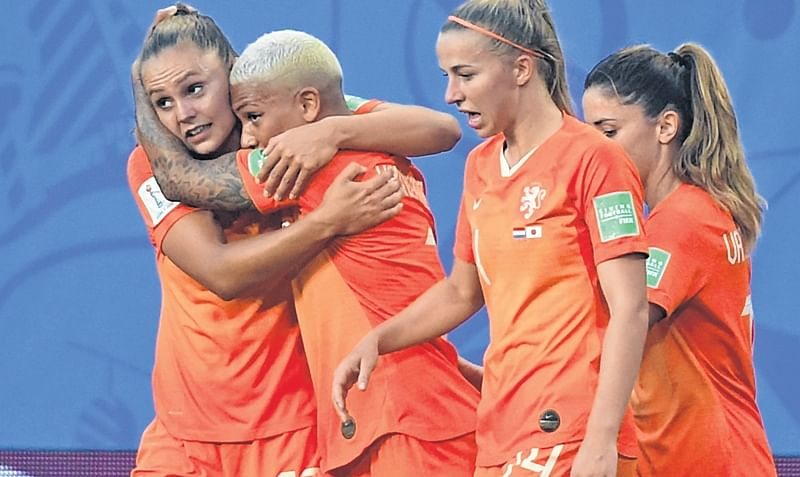 Women's World Cup: The Netherlands set up Italian conflict