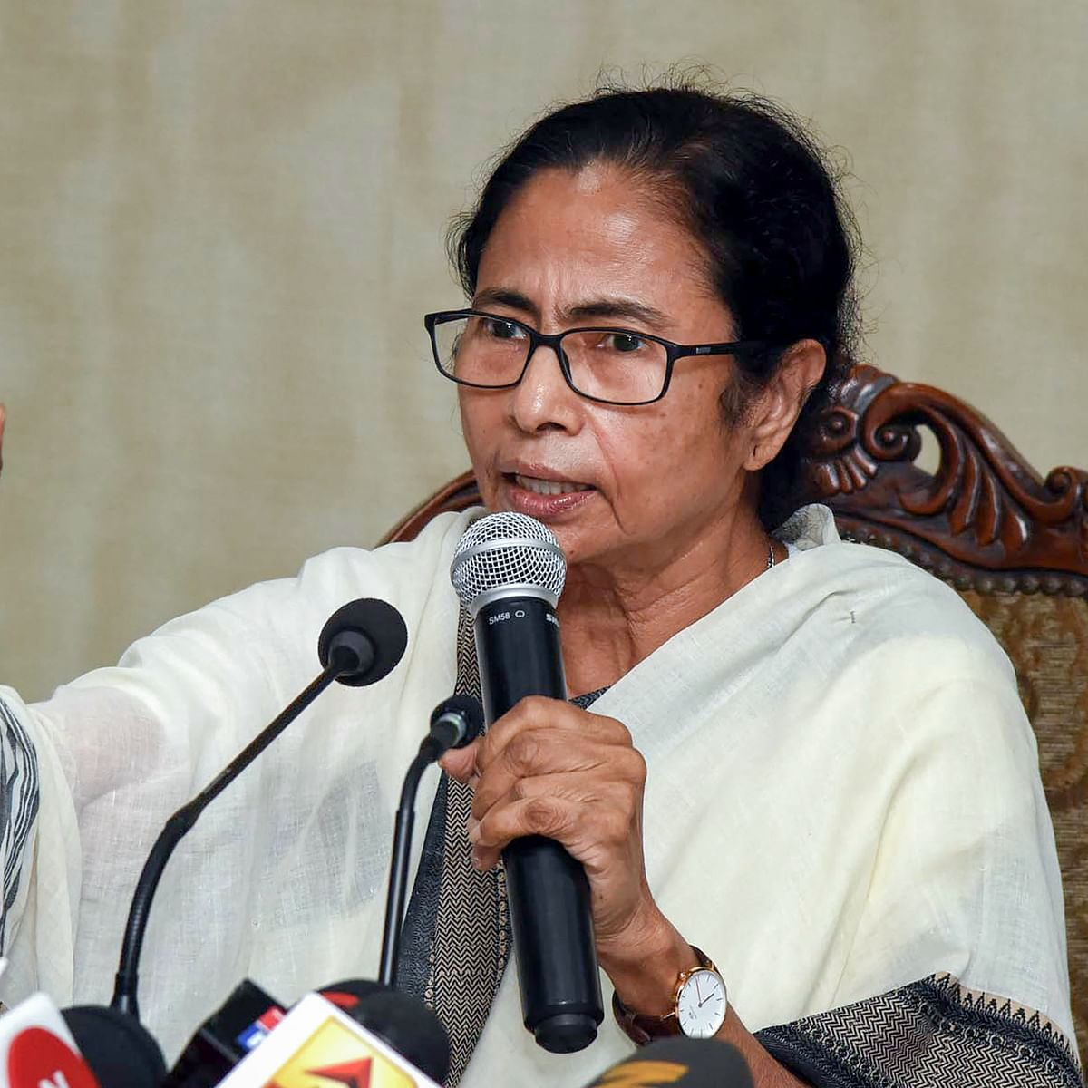 Mamata refuses to budge, says there will be no NRC in Bengal