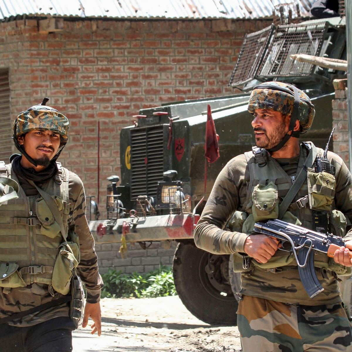 2 Ghaznavi Force terrorists arrested by security forces in J-K's Poonch