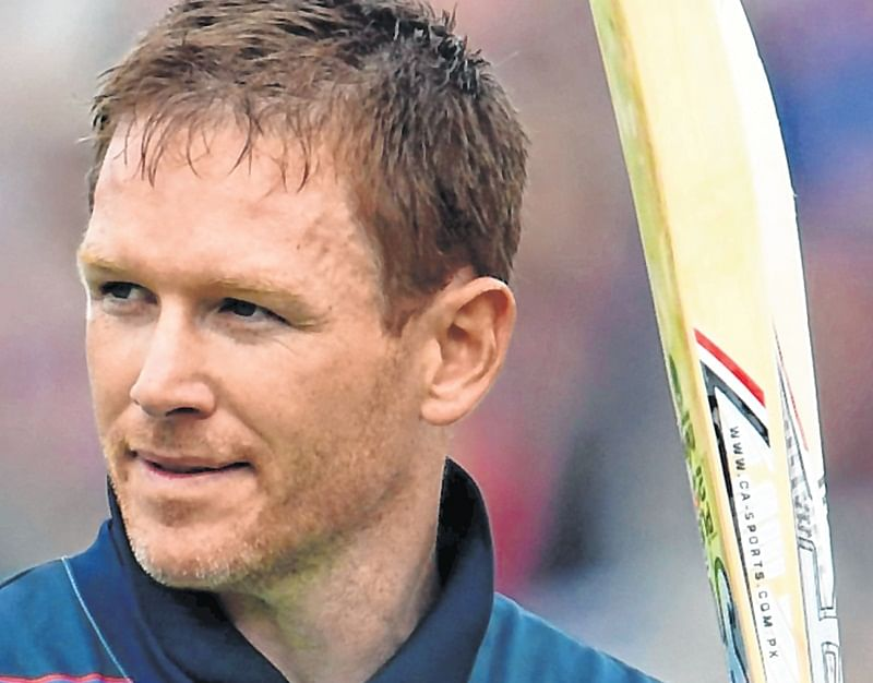World Cup 2019: Eoin Morgan; 4th fastest ton and 17 record sixes