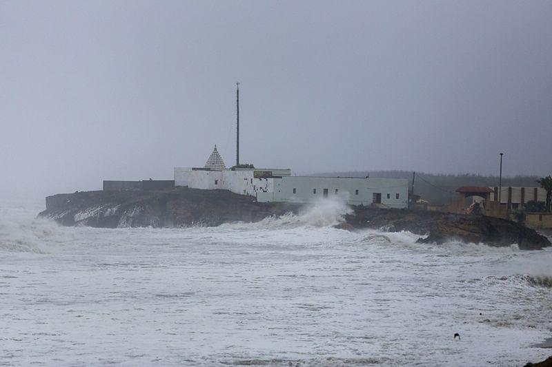 Cyclone Vayu has changed course to Oman, says Gujarat CM Vijay Rupani
