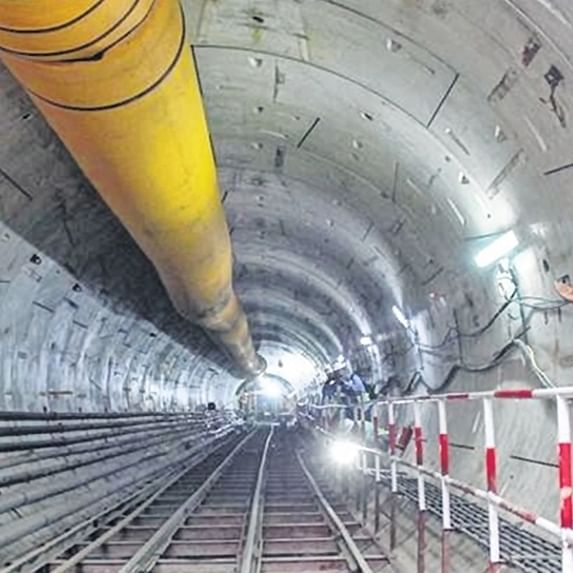 Mumbai Metro 3: MMRCL completes 75% excavation work for underground stations