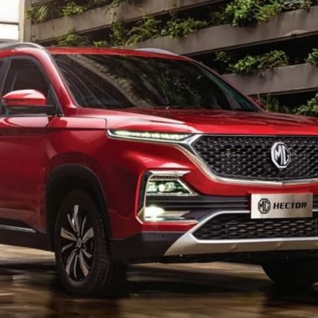MG Hector SUV launched in India at Rs 12.18 lakh