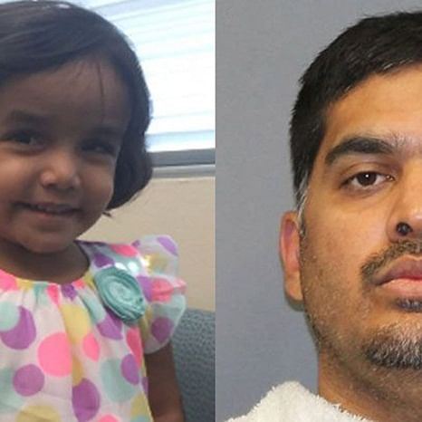 Indian-American foster father sentenced to life for tragic death of Sherin Mathews