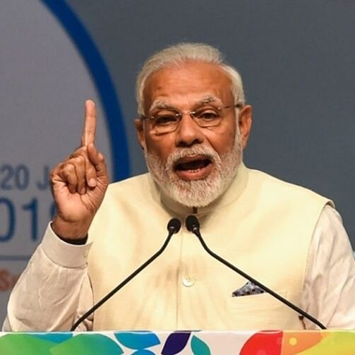 PM Narendra Modi asks ministers to reach office on time, avoid working from home