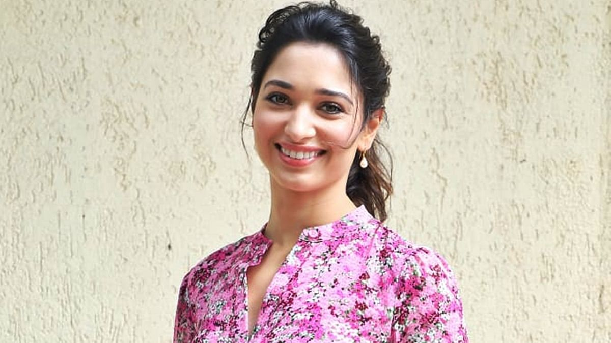 Cost of Tamannah Bhatia's Prada Bag can get you a Manish Malhotra lehenga!