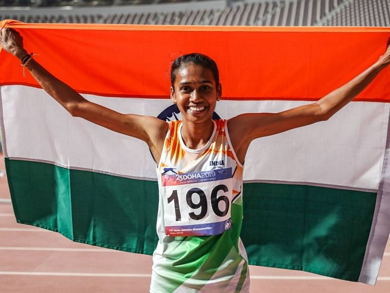 IAAF Athletics World Championships: PU Chitra crashes out of 1500m of championships