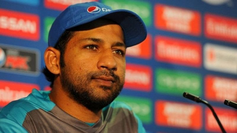 Pakistan's skipper Sarfaraz Ahmed