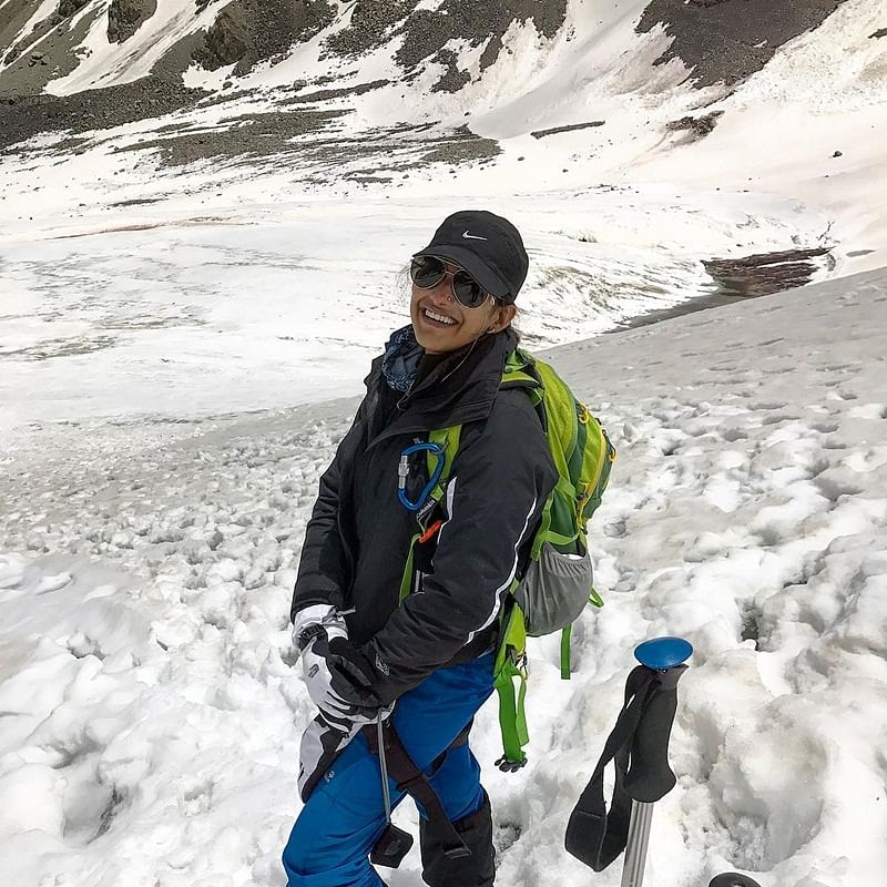 Kubbra Sait: I want to see gorillas, climb Kilimanjaro