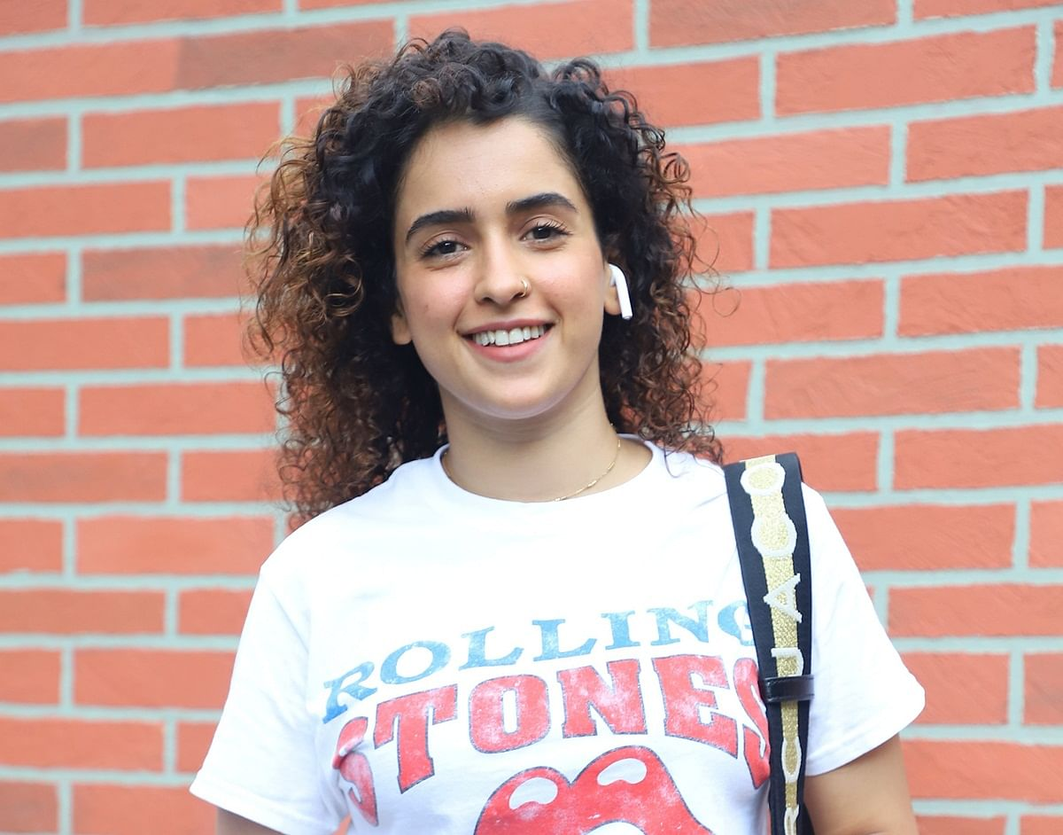 Cost of Sanya Malhotra's Marc Jacobs bag can get you a new smartphone!