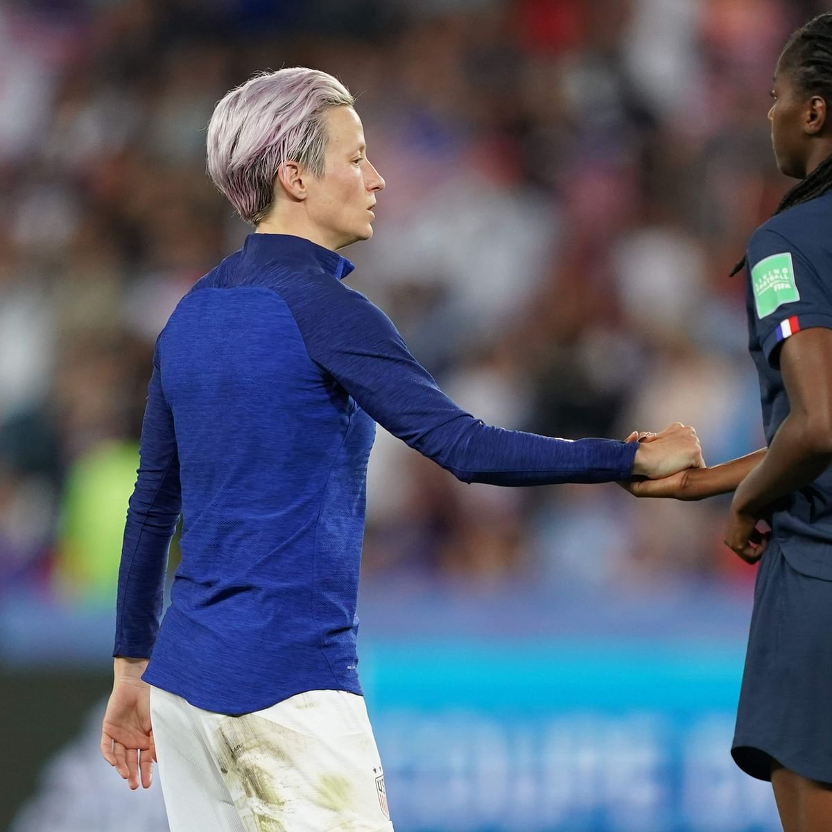US beat France to enter Women's World Cup semifinals