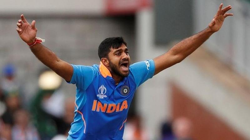 World Cup 2019: Vijay Shankar back to field after minor injury