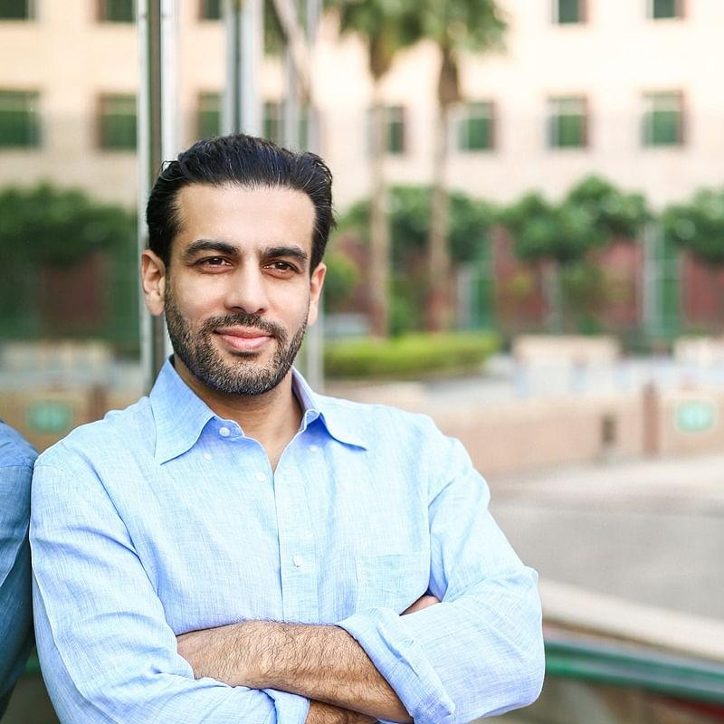 Author Neel Mullick: My tastes are very eclectic
