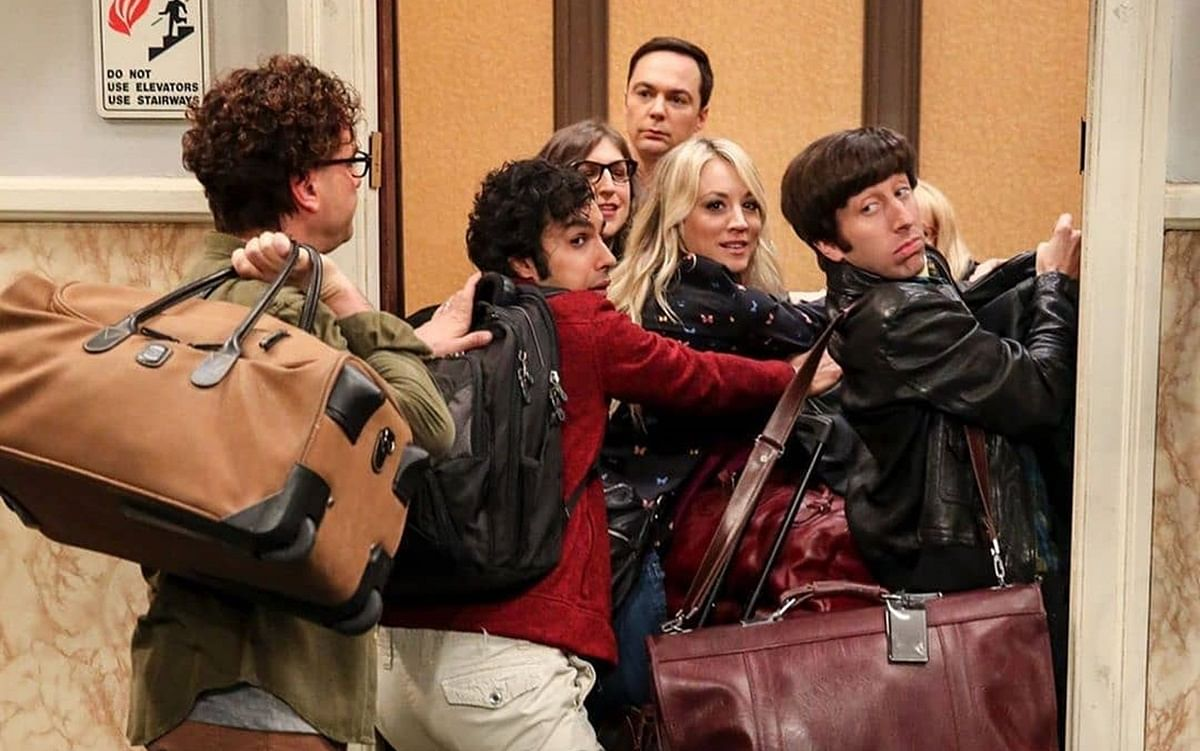 'The Big Bang Theory' sets now part of Warner Bros. Studio Tour Hollywood!