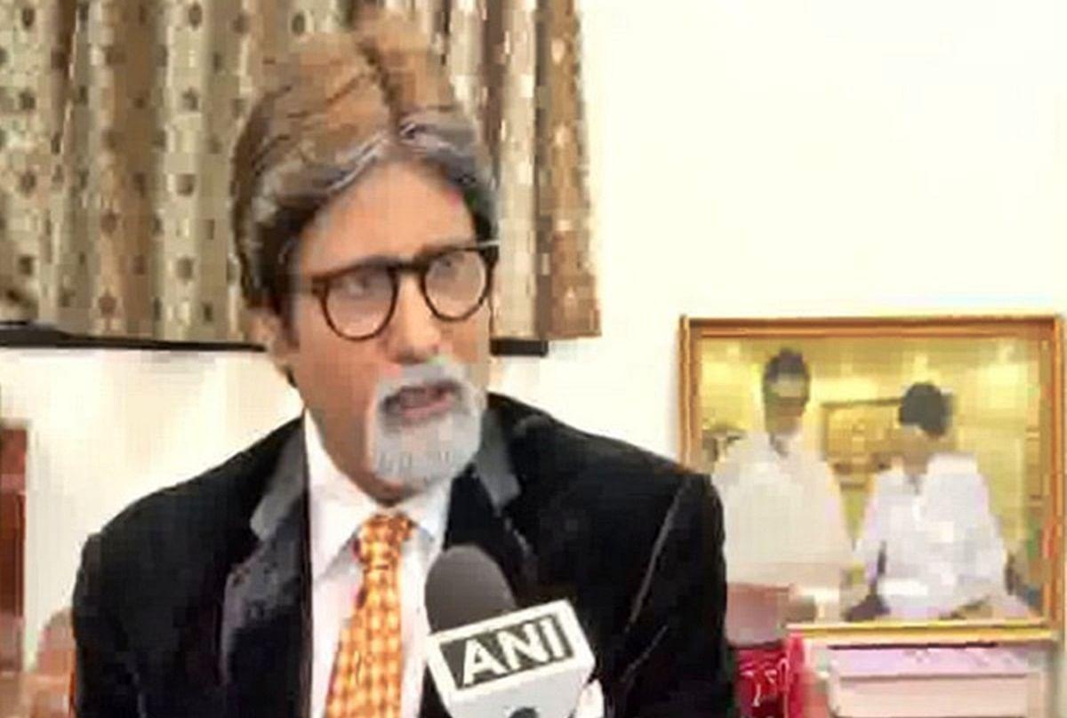 Meet Amitabh Bachchan's lookalike - Shashikant Pedwal
