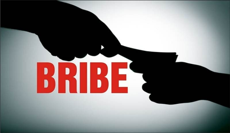 Rajasthan: Police official arrested while accepting bribe