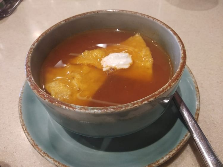 New Mexico soup