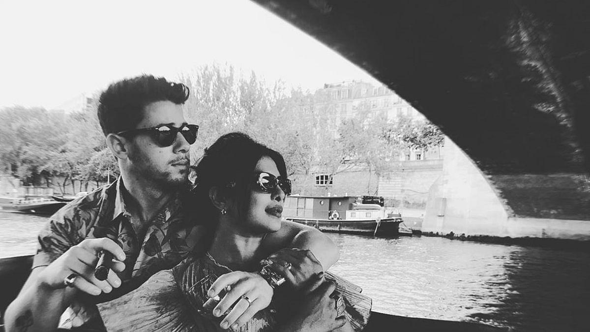Nickyanka romance in 'city of love'