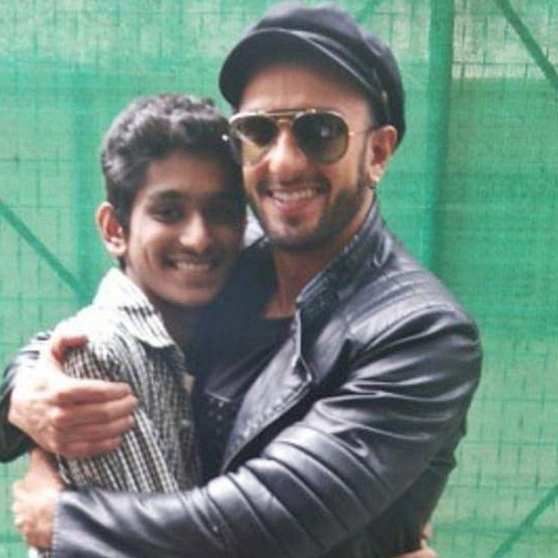 Ranveer Singh's super fan dies; actor pays last respects on social media