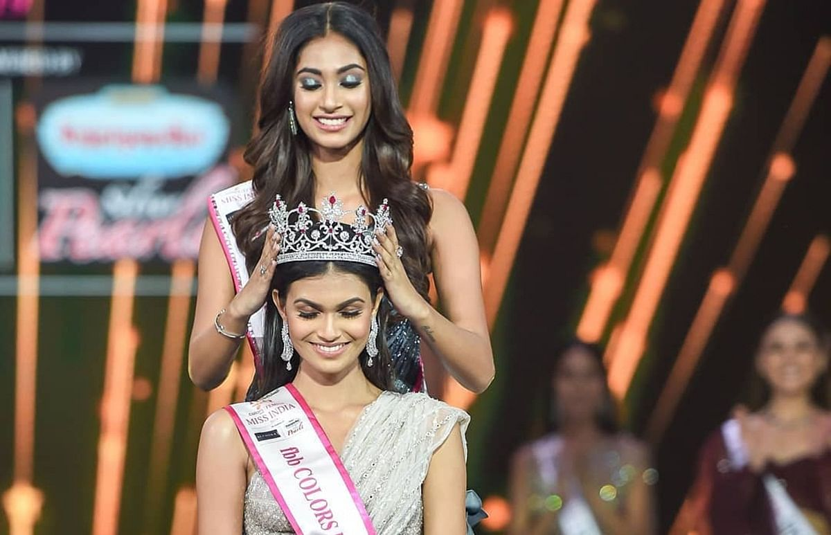 10 Stunning pictures of Miss India 2019 Suman Rao