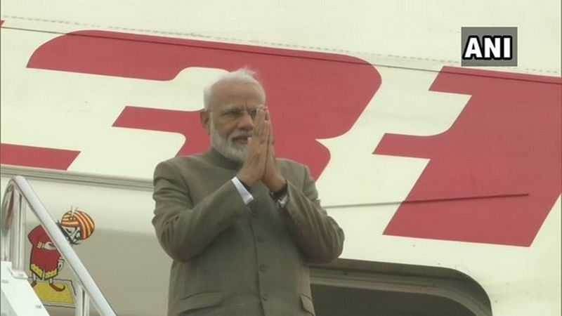 Modi discusses technology, infrastructure, corruption at G20