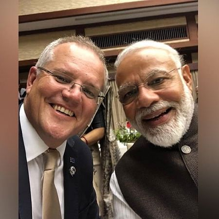 'Hard fought contest': Australia PM Scott Morrison congratulates PM Modi, Team India for historic win at Gabba